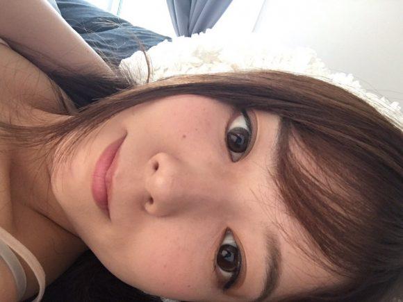 岬ななみ 21歳 Dカップ! 激カワ感度抜群! エロ美少女AVデビュー53