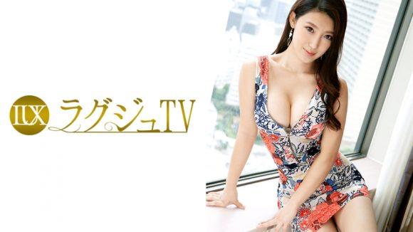 森川アンナ Gカップ! 色っぽい美人の卑猥な体! ラグジュTV 811 古川蘭1