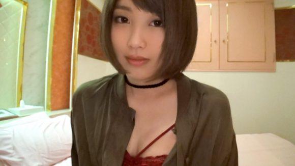 七海光 20歳 Cカップ色白美乳! AVデビュー1