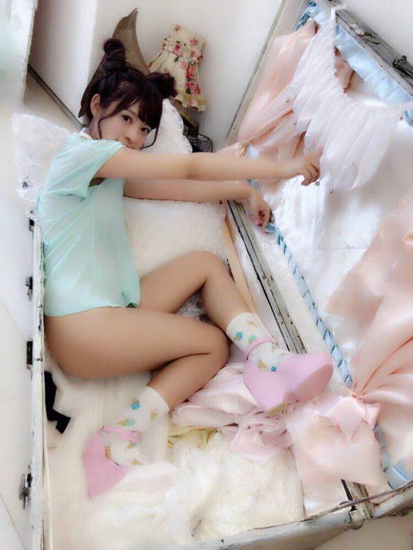 桜もこ(伊東裕)Bカップ!元美少女アイドル 3