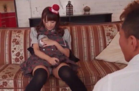 桜もこ(伊東裕)Bカップ!元美少女アイドル 24