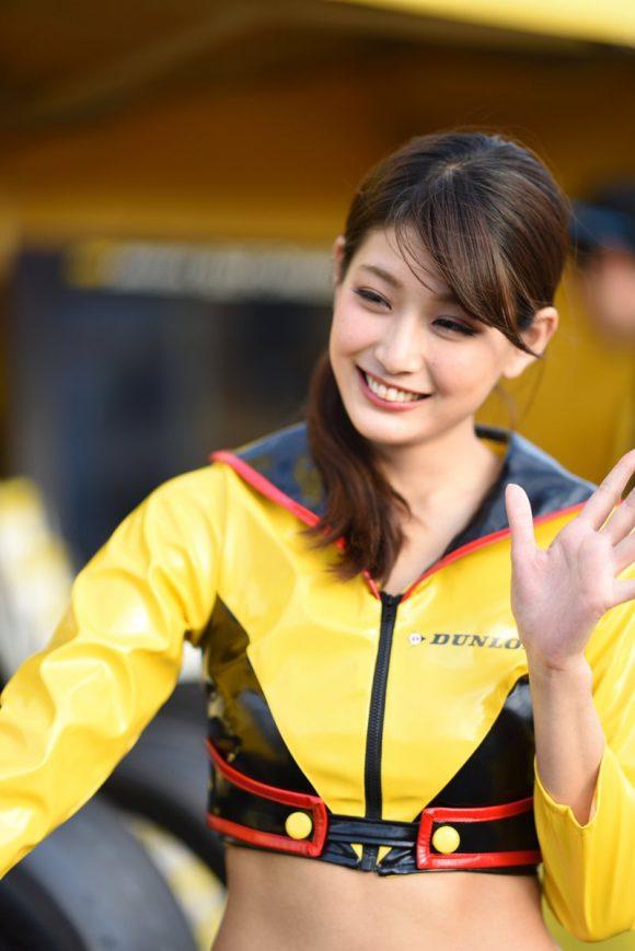 沢すみれ レースクイーン人気コンパニオン38