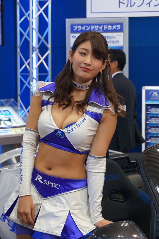 沢すみれ レースクイーン人気コンパニオン3