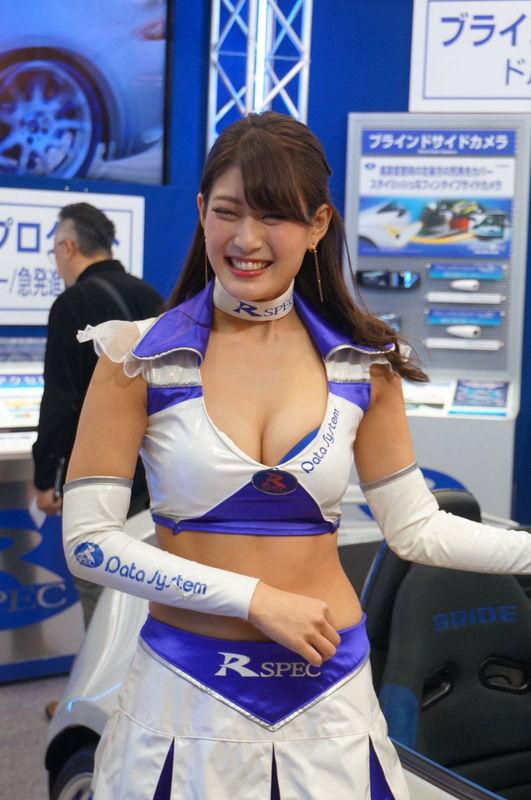 沢すみれ レースクイーン人気コンパニオン6