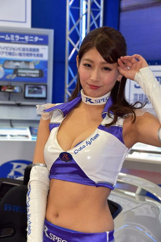 沢すみれ レースクイーン人気コンパニオン7