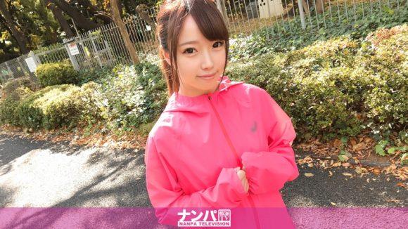 愛瀬美希(桃香ことね) ジョギングナンパ1