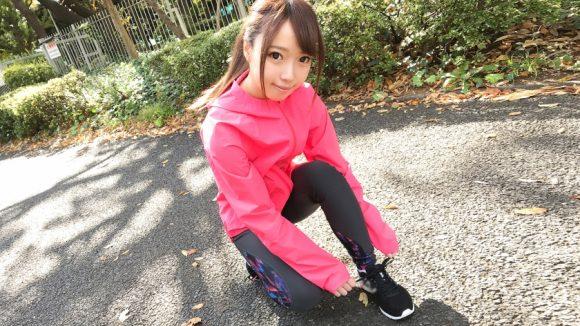 愛瀬美希(桃香ことね) ジョギングナンパ2