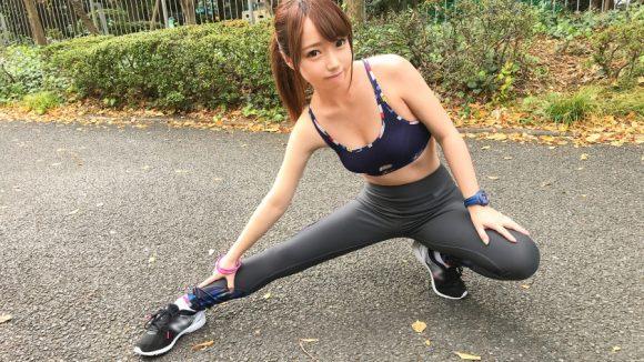 愛瀬美希(桃香ことね) ジョギングナンパ3