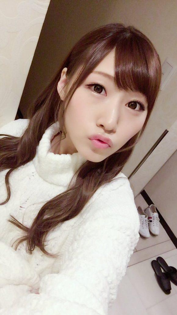 舞島あかり 顔とケツがたまらないツイッター画像7