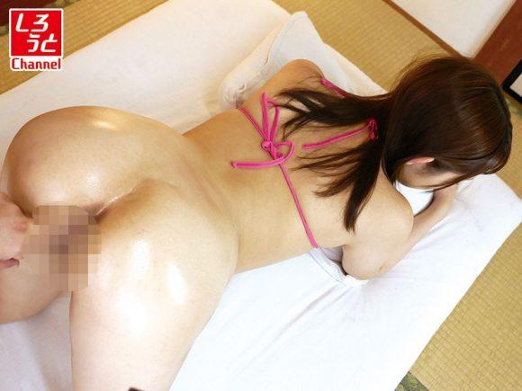 七瀬あいり ピンクの乳輪!Fカップ美巨乳10