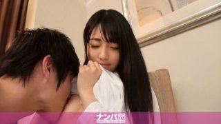 新川さん (別名:ゆり ゆうり) スレンダー黒髪美少女! マジ軟派初撮1028