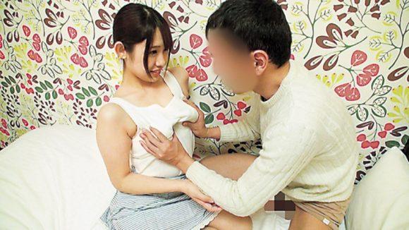 七瀬あいり(小野はるか) Fカップ!パフィーニップルとんがり乳首2