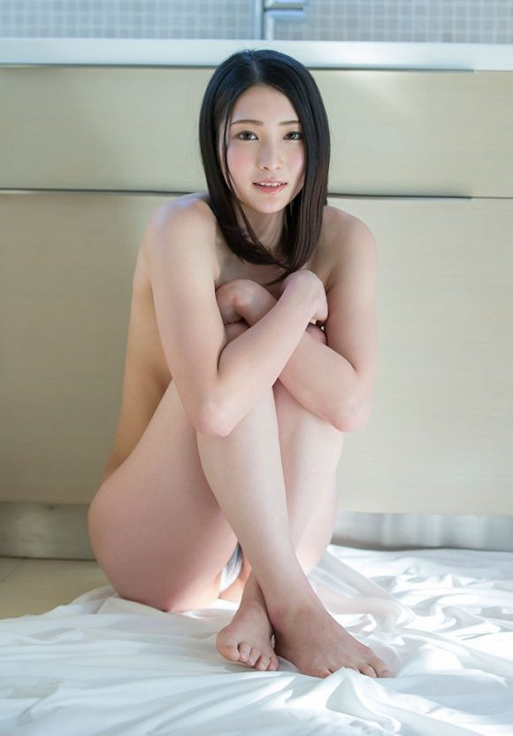 本庄鈴 Cカップ美巨乳12