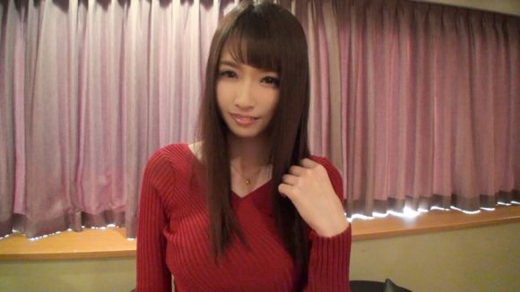 川相美月 スレンダーに突き出たFカップ美巨乳2