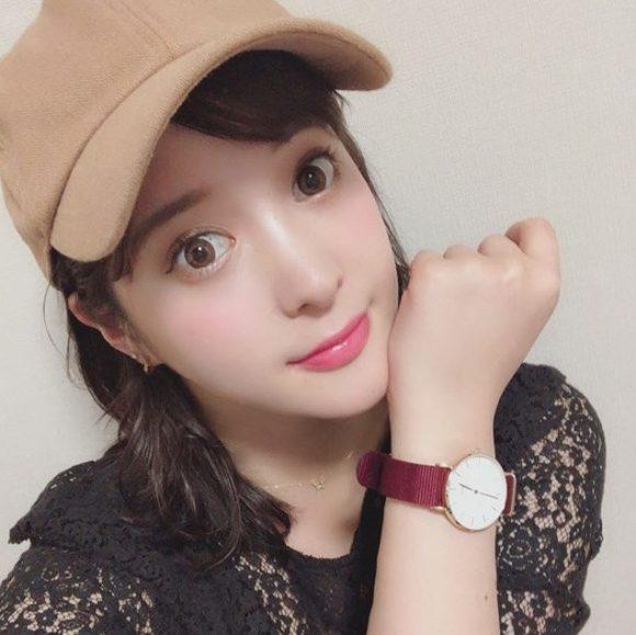 渡辺茉莉絵 Cカップ! 元AKB48のおっぱい画像1