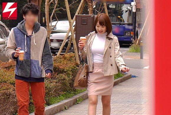 早川真白の美しい色白おっぱい画像29