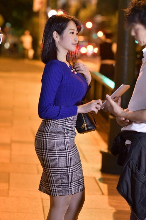 街行くセレブ人妻ナンパ 佐原由紀 ゆきさん 25歳 結婚2年目の主婦 2