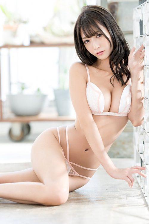 野々浦暖 19歳! Dカップ色白美乳美少女! プレステージ専属AVデビュー!3