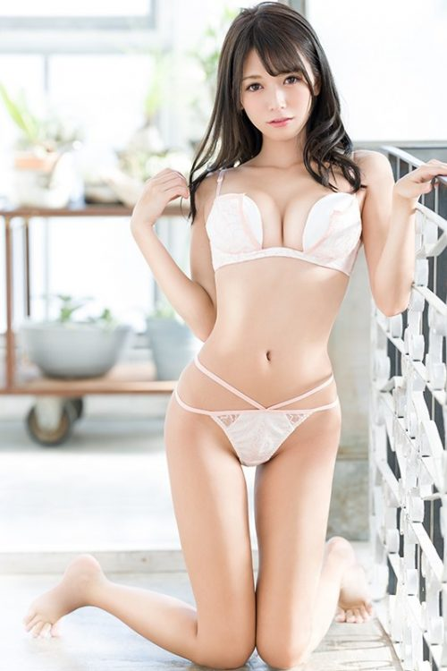 野々浦暖 19歳! Dカップ色白美乳美少女! プレステージ専属AVデビュー!2