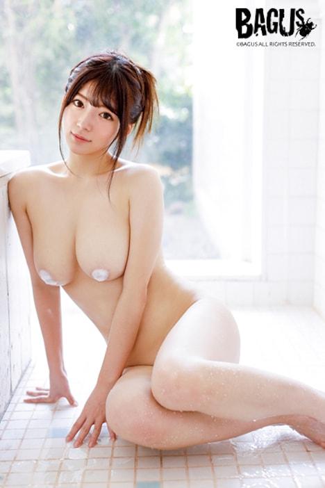 桜羽のどか 20歳スレンダーFカップ大きなおっぱい美少女!1本限定AV解禁35