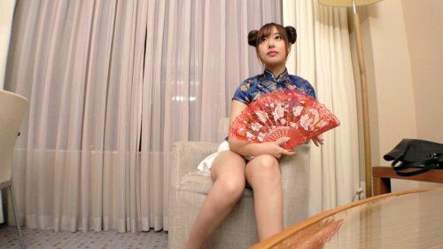 赤玘えちか(赤井えちか)の可愛い美少女フェイスとGカップ爆乳おっぱいの画像62