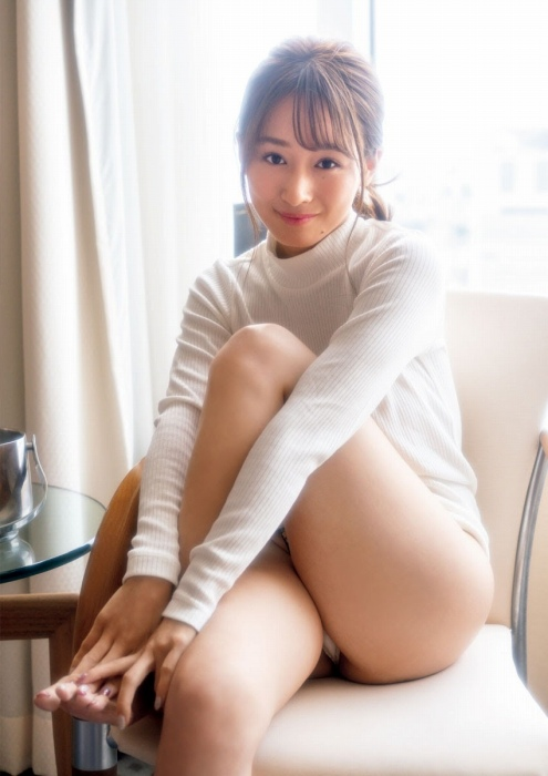 フミカの美巨乳とデカ美尻の画像35