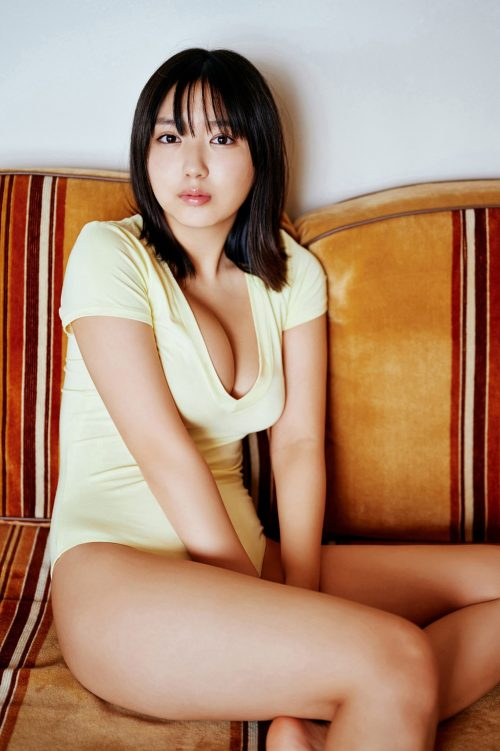 沢口愛華の爆乳おっぱいの画像6