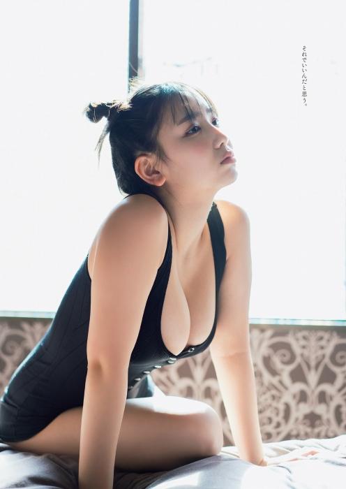 沢口愛華の爆乳おっぱいの画像40