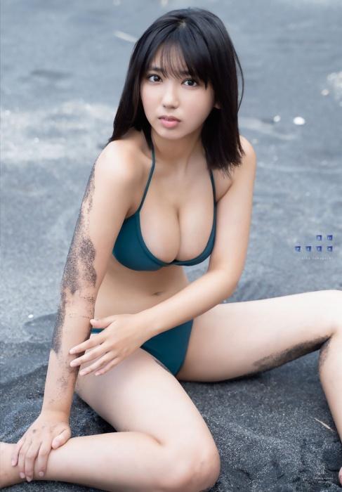 沢口愛華の爆乳おっぱいの画像62