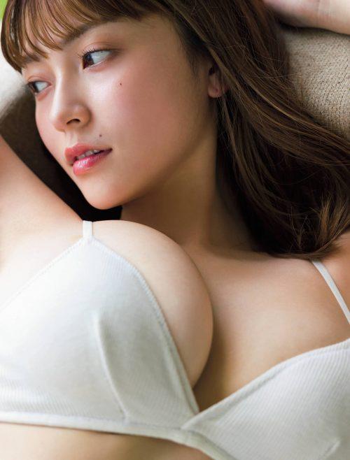 櫻井音乃の柔らかそうなおっぱい画像5