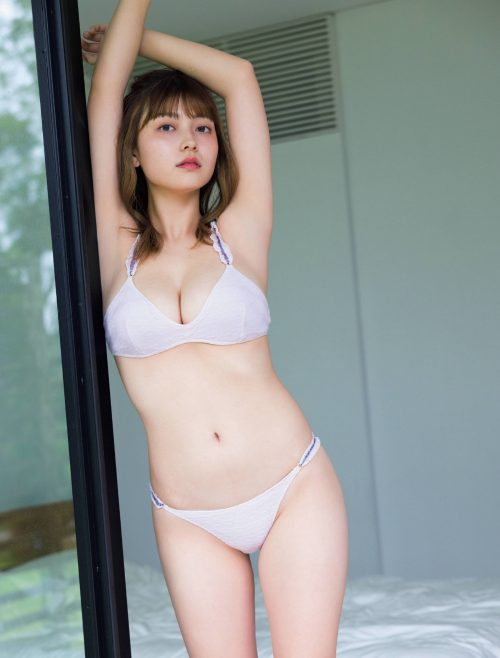 櫻井音乃の柔らかそうなおっぱい画像6