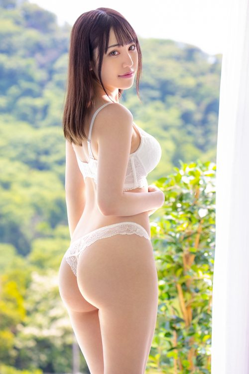 時田萌々のキレイで大きなEカップおっぱいの画像8