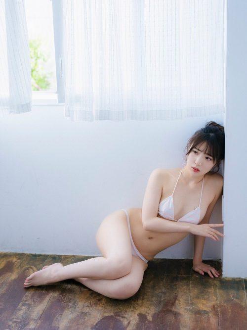 白桃はなの可愛い顔とスレンダー美ボディの画像49
