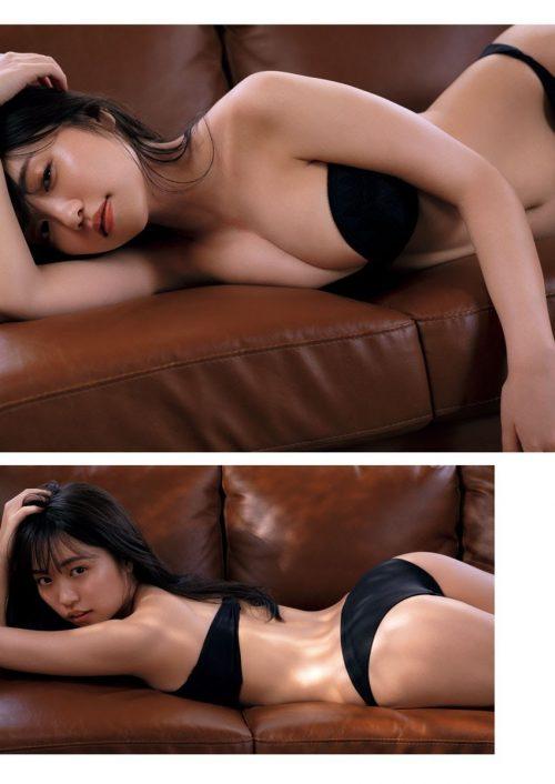 大原優乃のFカップおっぱいのグラビア画像11