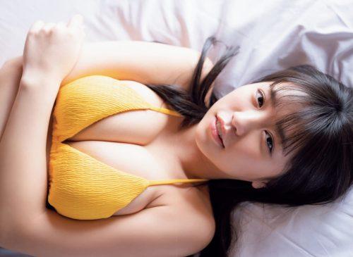 大原優乃のFカップおっぱいのグラビア画像23