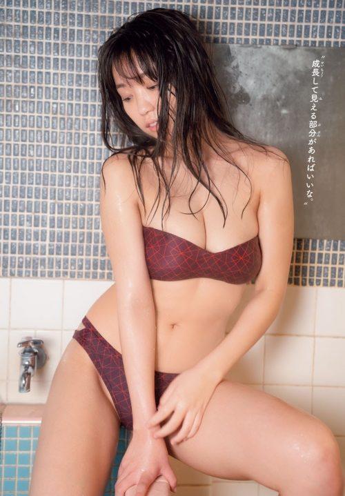 大原優乃のFカップおっぱいのグラビア画像24