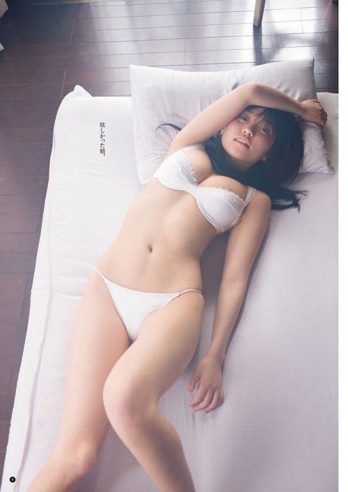 大原優乃のFカップおっぱいのグラビア画像31