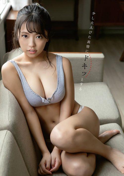 大原優乃のFカップおっぱいのグラビア画像53
