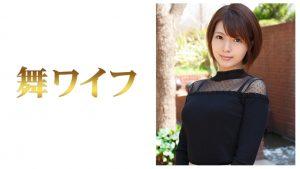 極上のエロ尻美人女優の竹内摩耶が 松田恭子名義で出演した舞ワイフ!